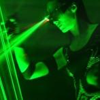 Лазерное шоу в Одессе