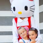 Хелло Китти —  вечеринка для детей в Одессе