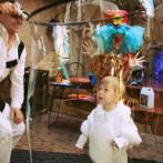 КЛОУН и Большие мыльные пузыри на праздник в Одессе