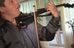 Золотая скрипка Одессы