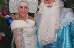 Заказать : Дед Мороз и Снегурочка в Одессе
