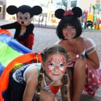 Микки Маус + Минни Маус на детский праздник