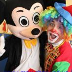Клоун и Ростовые куклы на выбор