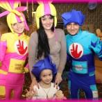 Фиксики — аниматоры на детский праздник в Одессе