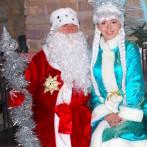Новогодние утренники в детсаду, школе в Одессе