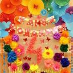 Фотозоны на детский праздник