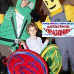 Лего Ниндзяга — программа на детский праздник в Одессе