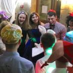 Вечеринка «Кто круче» для повзрослевших деток