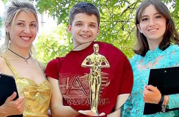 Киновечеринка в стиле Оскар