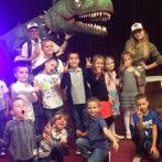 Мега-Динозавр 7 метров! на праздник