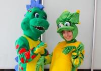 Динозавры аниматоры