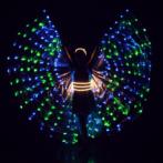 Шоу световых бабочек