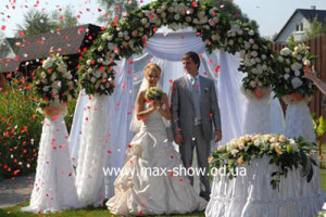 Шоу программа на свадьбу