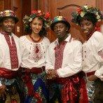 Группа «Black Star» в Одессе на праздник