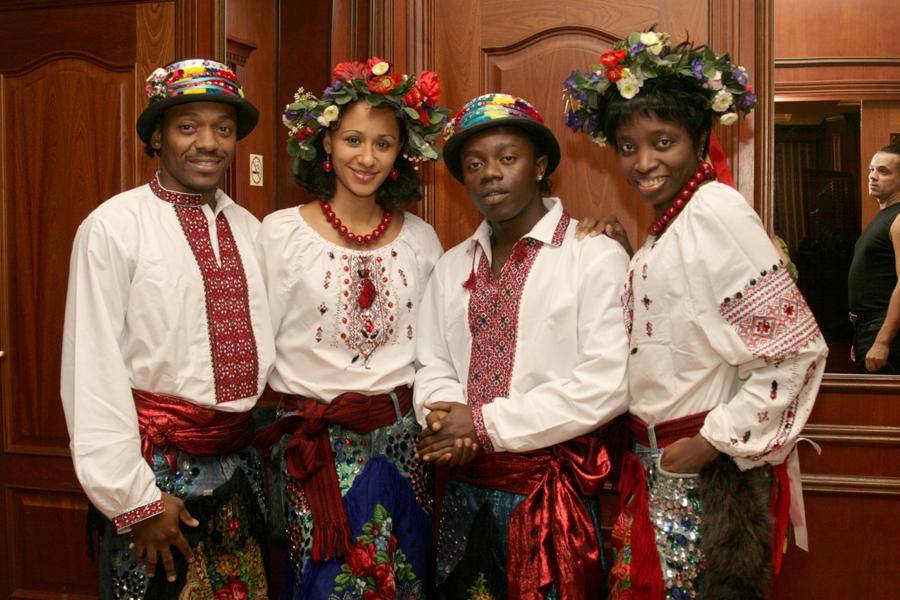Группа «Black Star» в Одессе