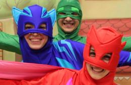 Герои в масках — необычная суперсила!