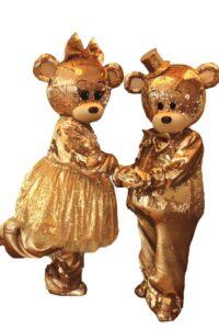 Мишки Тедди — экспресс-поздравления