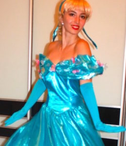 Принцесса Диснея Золушка